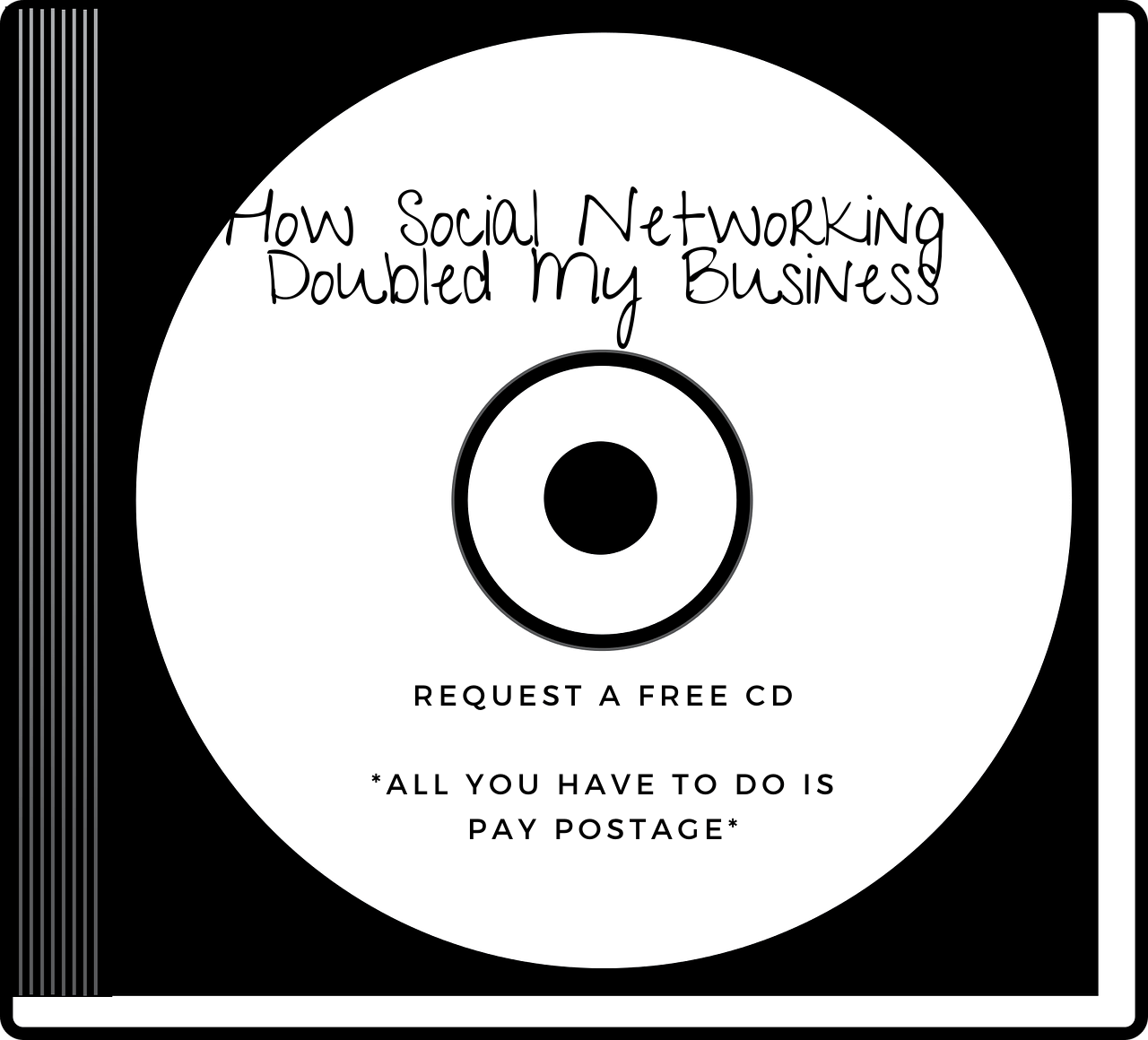 How Social Networking Doubled My Business CD