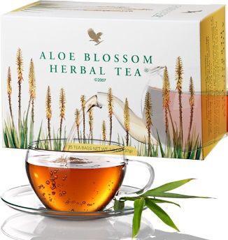 Forever Aloe Tea