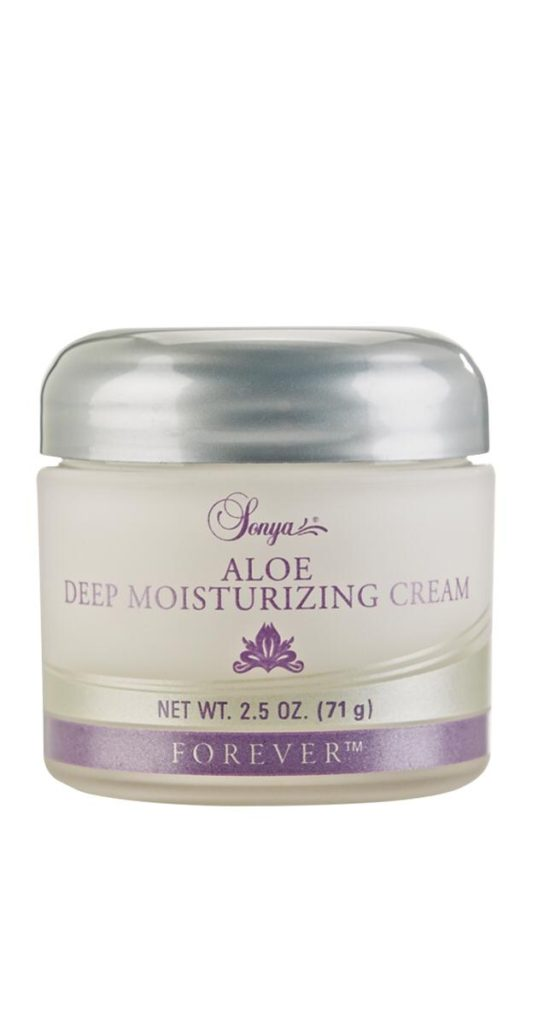 Forever Aloe Vera moisturizer