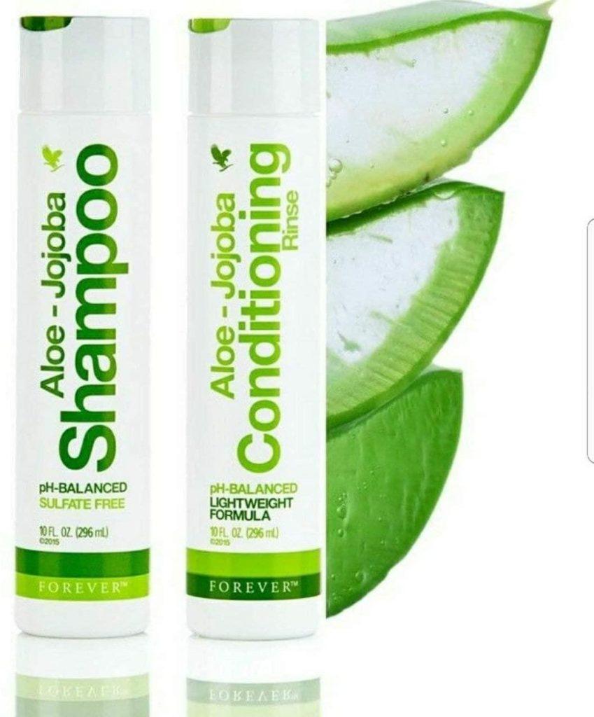 Forever Aloe Vera shampoo & Conditioner