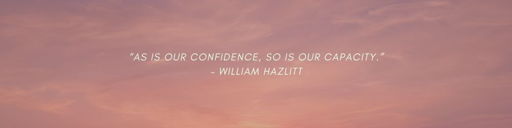 William Hazlitt quote