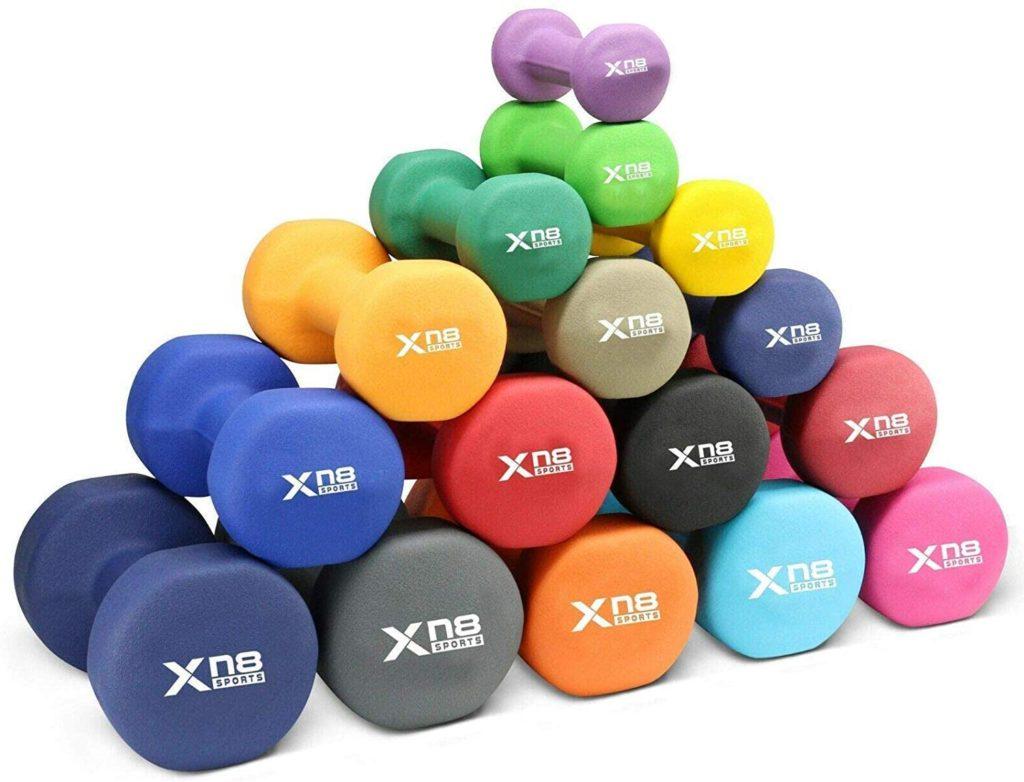 Xn8 Neoprene Dumbbells