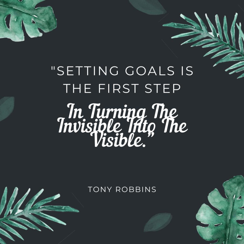 Tony Robbins self development quotes