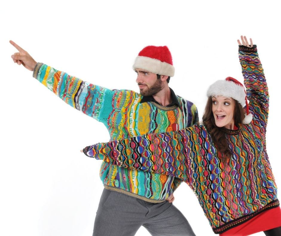 Christmas freeze dance activity
