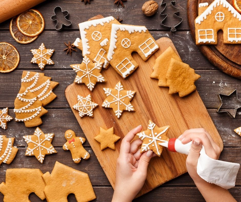 cookie christmas activities for families