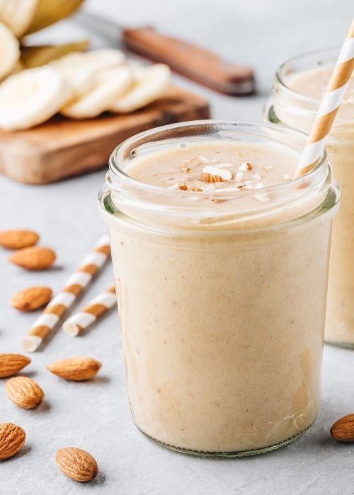 Nutty Protein Smoothie Recipe