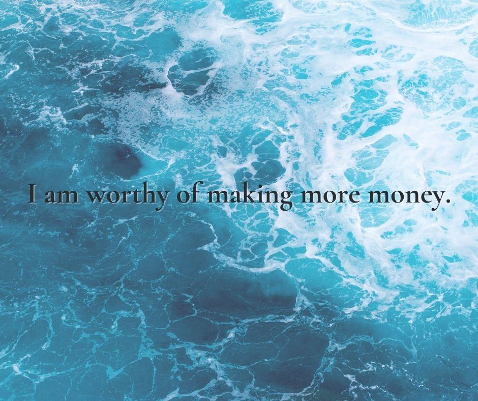 Money abundance affirmations