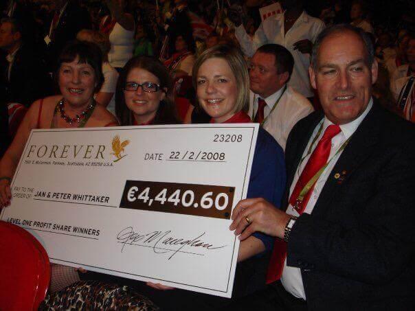Forever Chairman's Bonus
