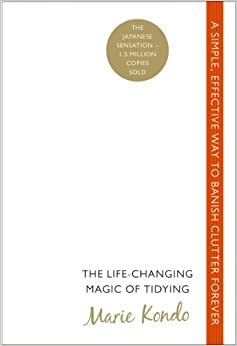 The Life-changing Magic Of Tidying Up By Marie Kondo self help books for women