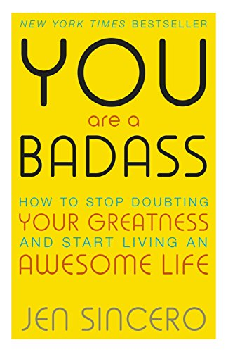 'You Are a Badass' by Jen Sincero self help books for women