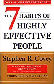'The 7 Habits of Highly Effective People: Powerful Lessons in Personal Change' by Stephen R. Covey self help books for women